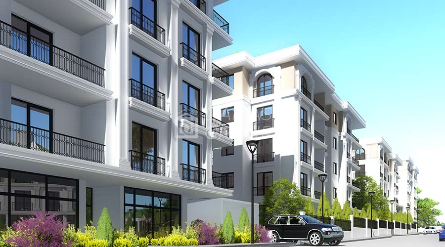 Damas Project D-032 in Istanbul - Exterior picture 03