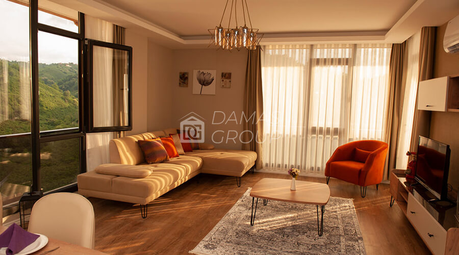 Damas Project D-422 in Trabzon - ınterior picture  03