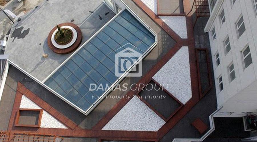 مجمع داماس 254 في اسطنبول  - صورة خارجية  03