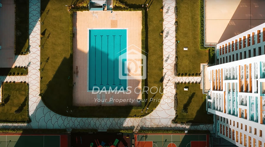 مجمع داماس 189 في اسطنبول  - صورة خارجية 03