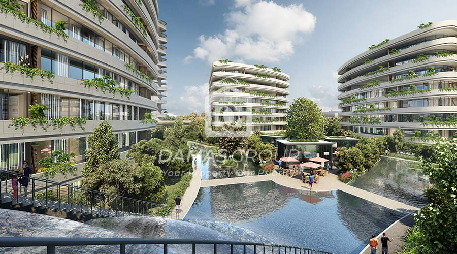 Damas Project D-234 in Istanbul - Exterior picture 03