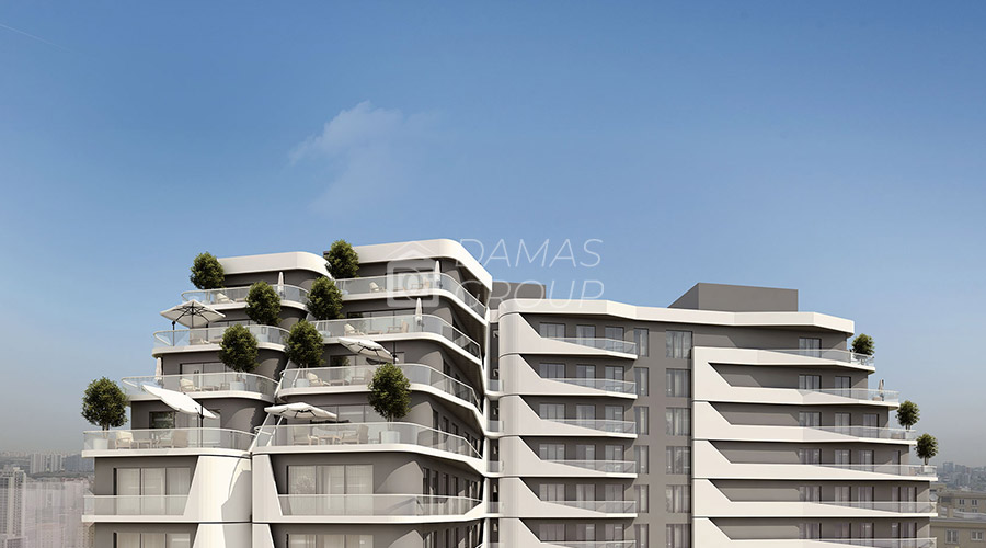 Damas Project D-097 in Istanbul - Exterior picture 03