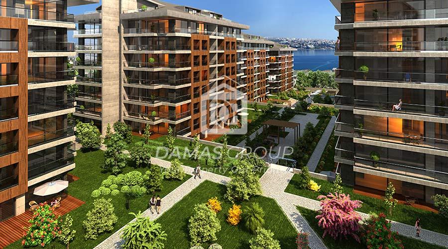 مجمع داماس 235 في اسطنبول  - صورة خارجية  03