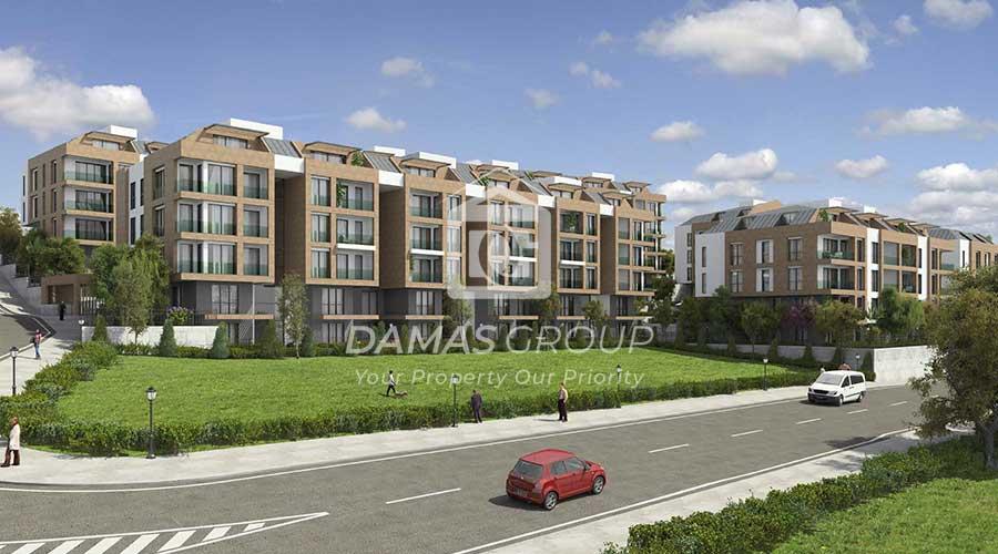 مجمع داماس 089 في اسطنبول - صورة خارجية  03