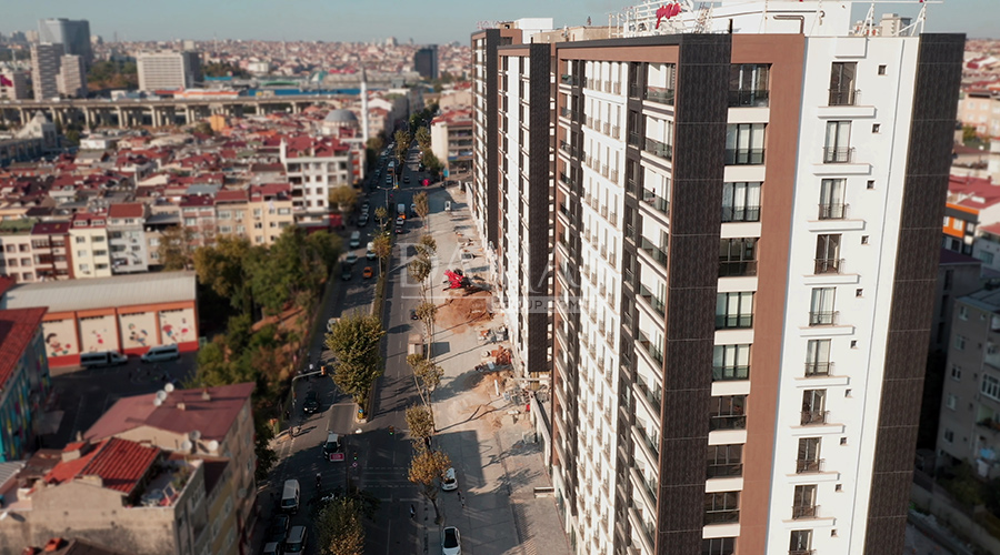 Damas Project D-090 in Istanbul - Exterior picture  03