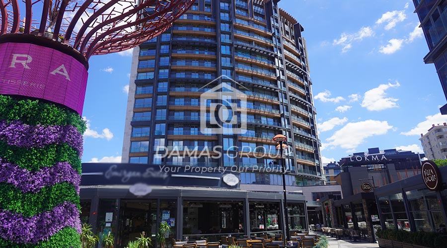 Damas Project D-011 in Istanbul - Exterior picture 03