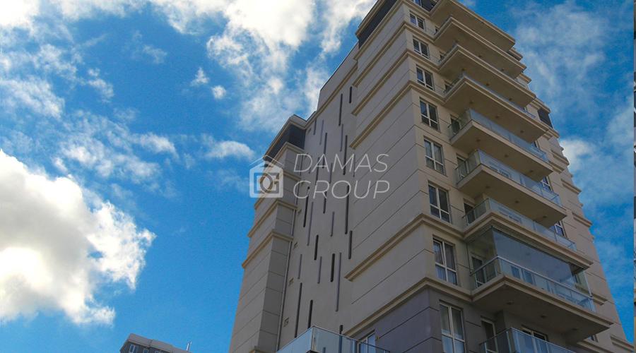 مجمع داماس 050 في اسطنبول  - صورة خارجية 03