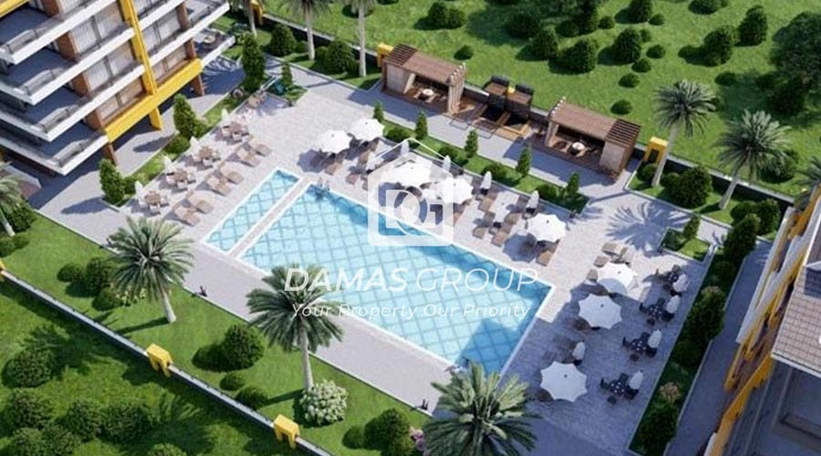 Damas Project D-612 in Antalya - Exterior picture 03