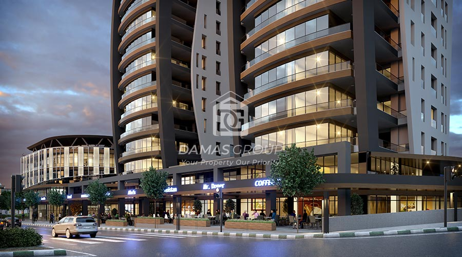 Damas Project D-314 in Bursa - Exterior picture 04