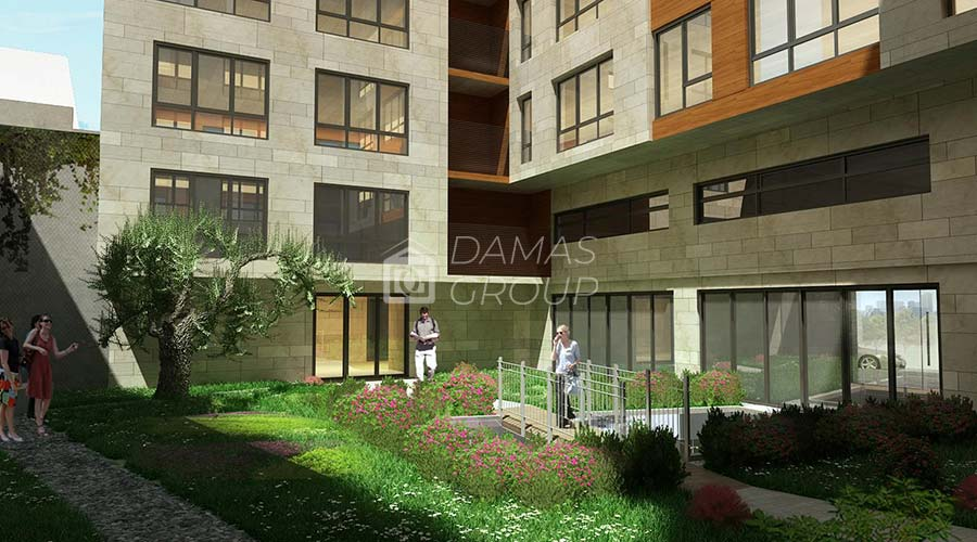 Damas Project D-084 in Istanbul - Exterior picture 04