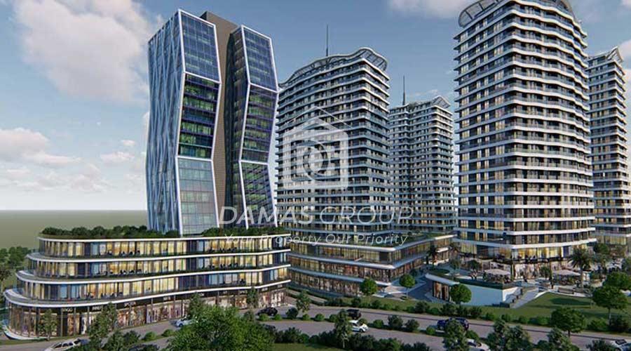 مجمع داماس 244 في اسطنبول  - صورة خارجية  04