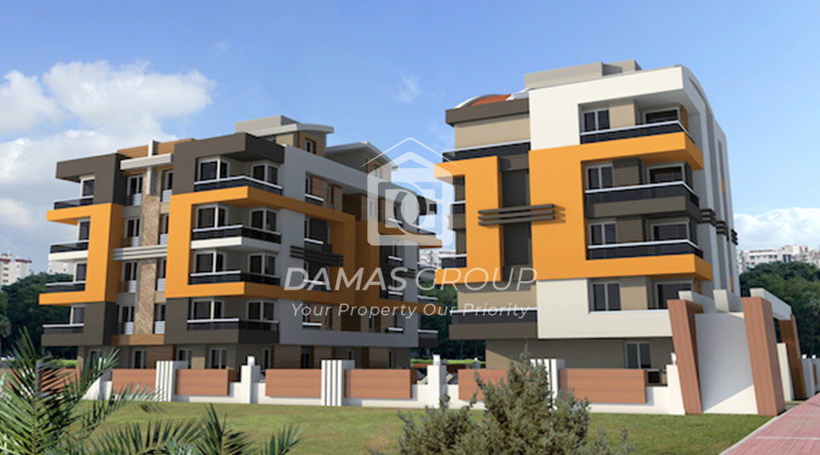 Damas Project D-602 in Antalya - Exterior picture 04