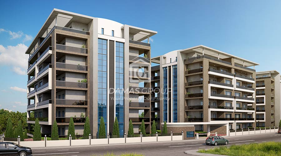 Damas Project D-310 in Bursa - Exterior picture 04