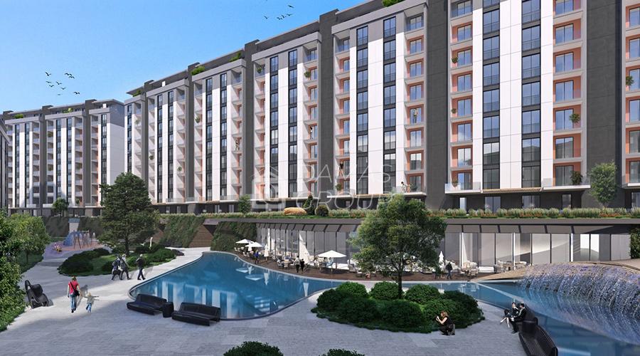 مجمع داماس 066 في اسطنبول  - صورة خارجية 04