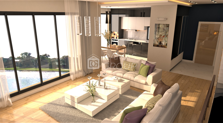 Damas Project D-022 in Istanbul - interior picture 04