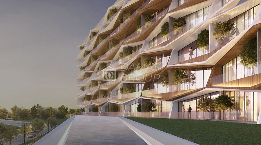 Damas Project D-081 in Istanbul - Exterior picture 04