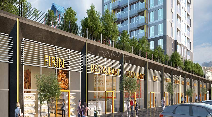 Damas Project D-082 in Istanbul - Exterior picture 04