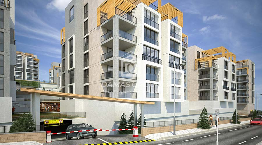 Damas Project D-309 in Bursa - Exterior picture 04