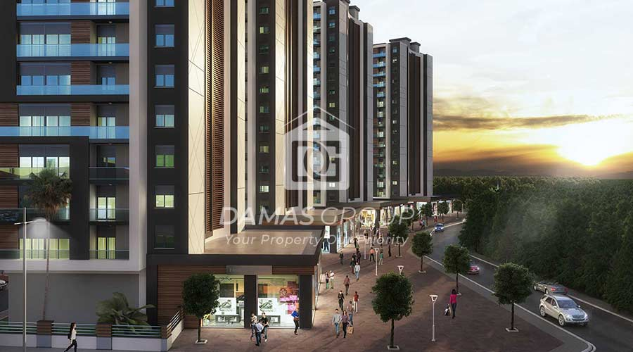 Damas Project D-613 in Antalya - Exterior picture 04