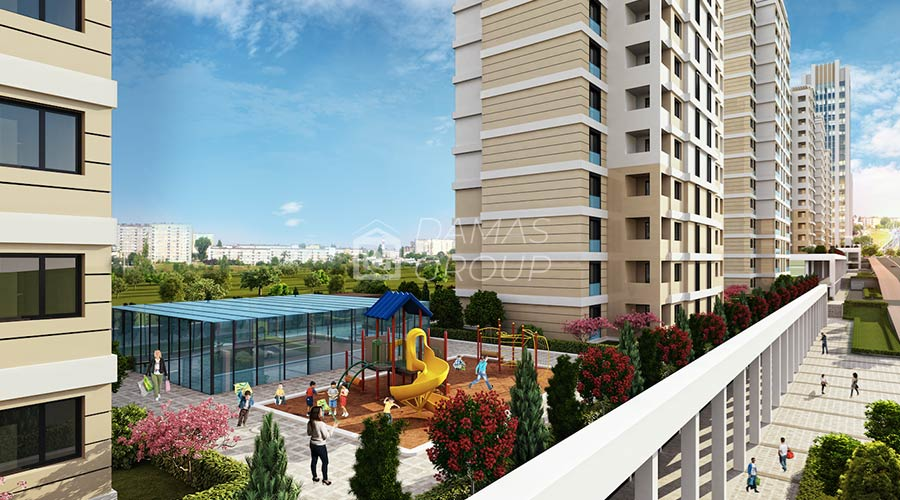 Damas Project D-131 in Istanbul - Exterior picture 04