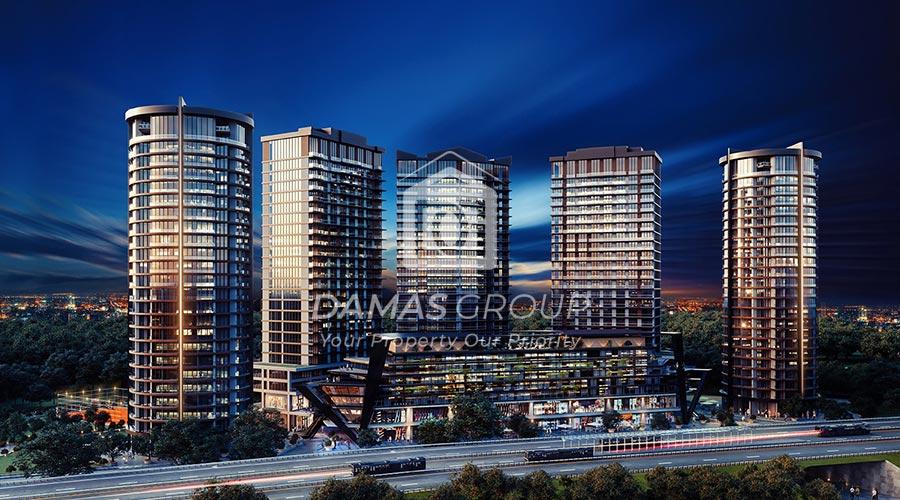 مجمع داماس 219 في اسطنبول  - صورة خارجية  04