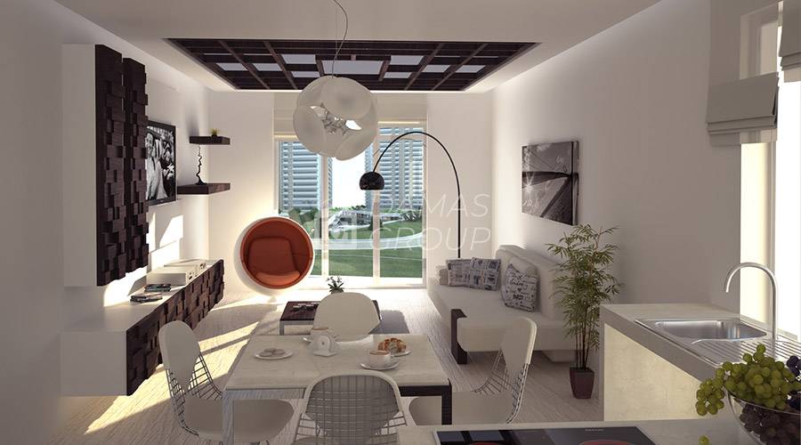 Damas Project D-072 in Istanbul - interior picture 04
