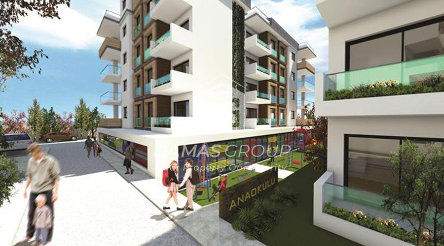 Damas Project D-304 in Bursa - Exterior picture 03