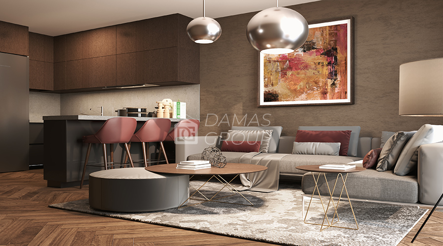 Damas Project D-063 in Istanbul - interior picture  03