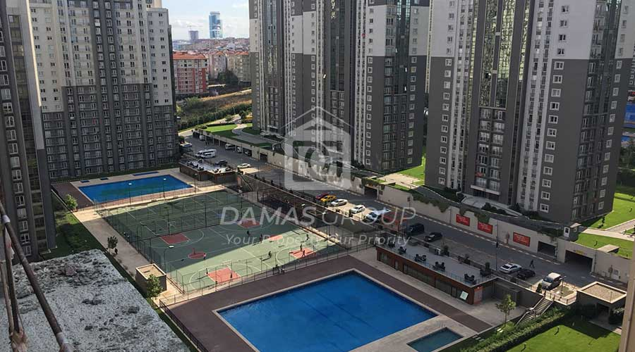 مجمع داماس 187 في اسطنبول  - صورة خارجية  04