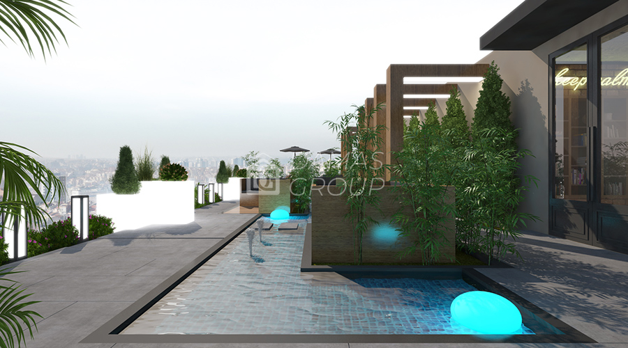 Damas Project D-059 in Istanbul - Exterior picture  04