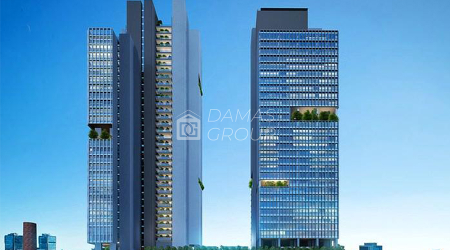 Damas Project D-051 in Istanbul - Exterior picture  03
