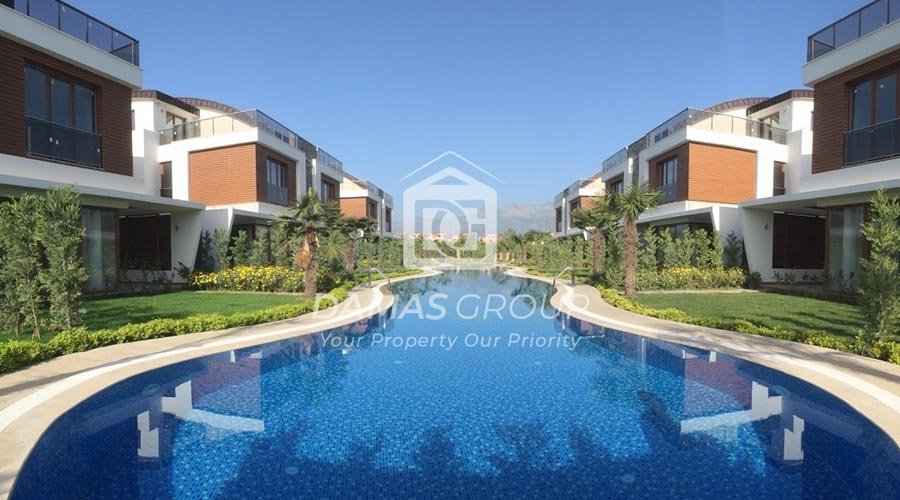 Damas Project D-609 in Antalya - Exterior picture 04