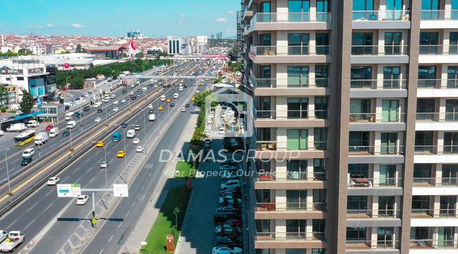 مجمع داماس 284 في اسطنبول  - صورة خارجية  04