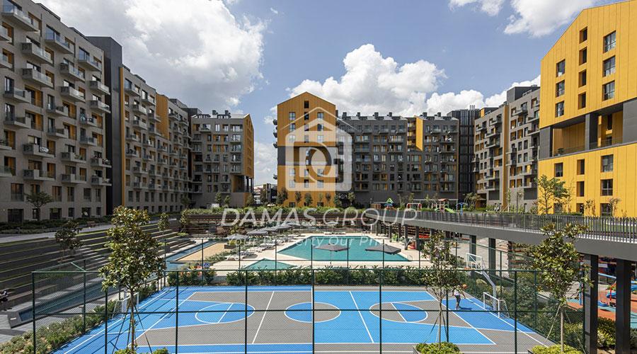 مجمع داماس 263 في اسطنبول  - صورة خارجية  04