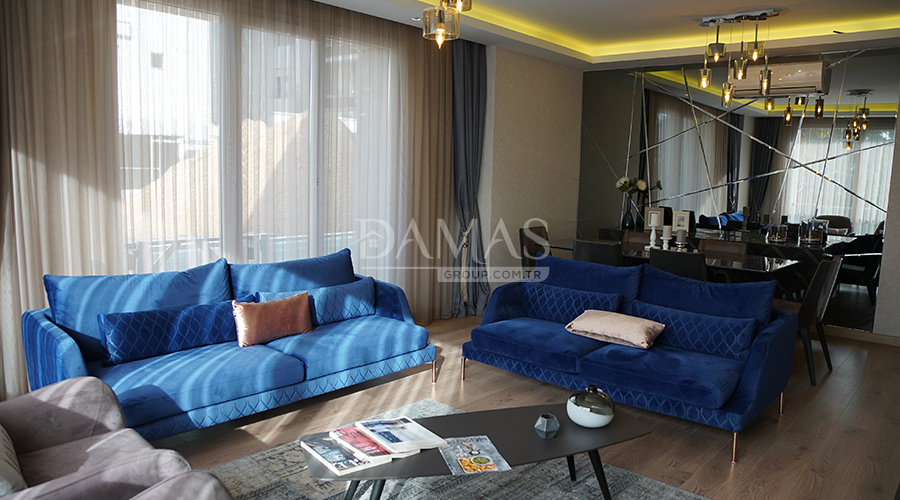 Damas Project D-090 in Istanbul - Interior picture  04