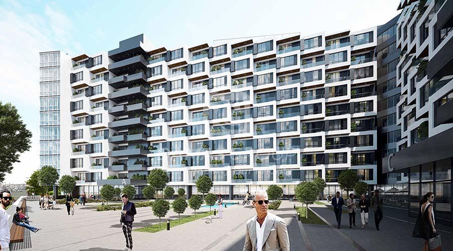 مجمع داماس 180 في اسطنبول  - صورة خارجية  04