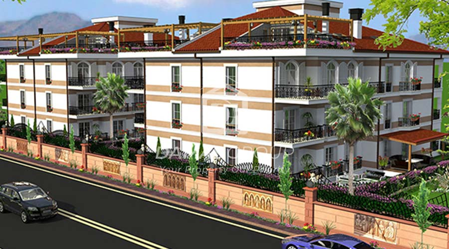Damas Project D-617 in Antalya - Exterior picture 04