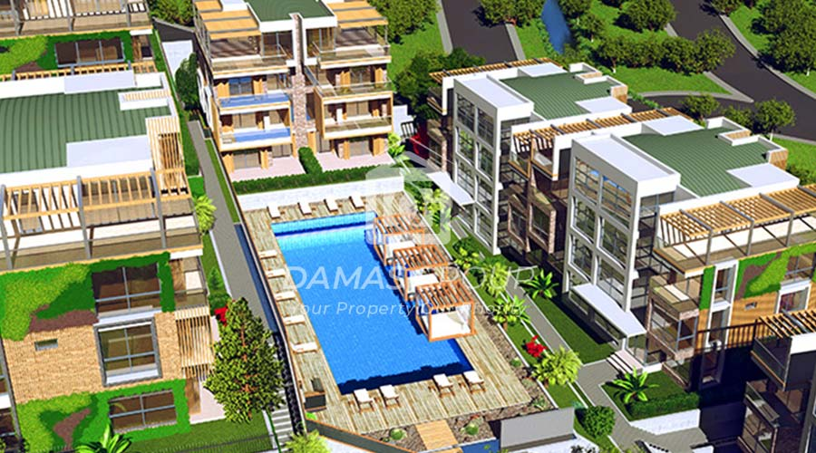 Damas Project D-303 in Bursa - Exterior picture 04