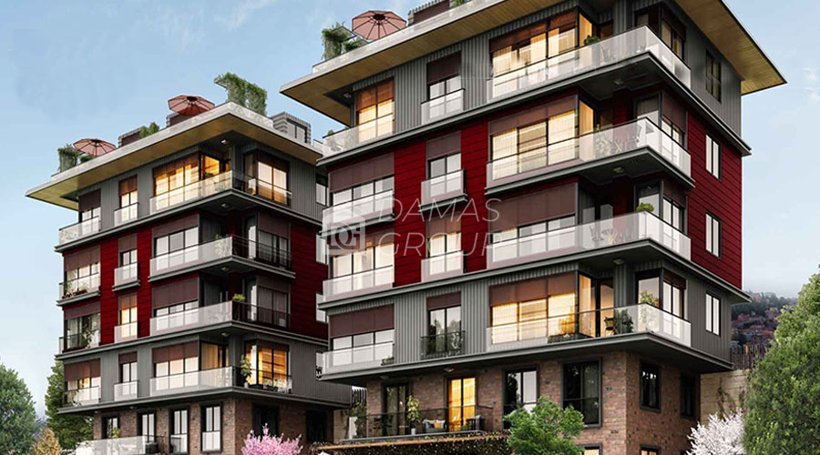 Damas Project D-025 in Istanbul - Exterior picture 04