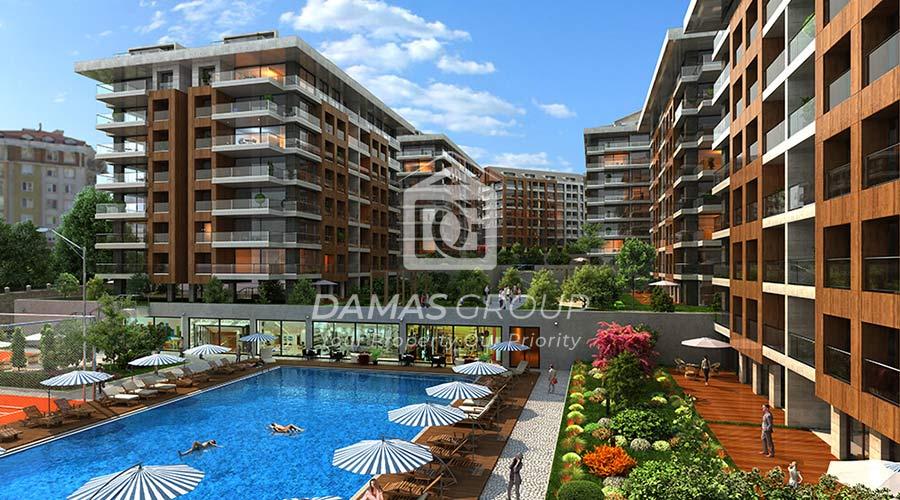 مجمع داماس 235 في اسطنبول  - صورة خارجية  04