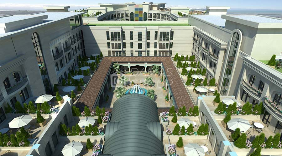 Damas Project D-085 in Istanbul - Exterior picture 04