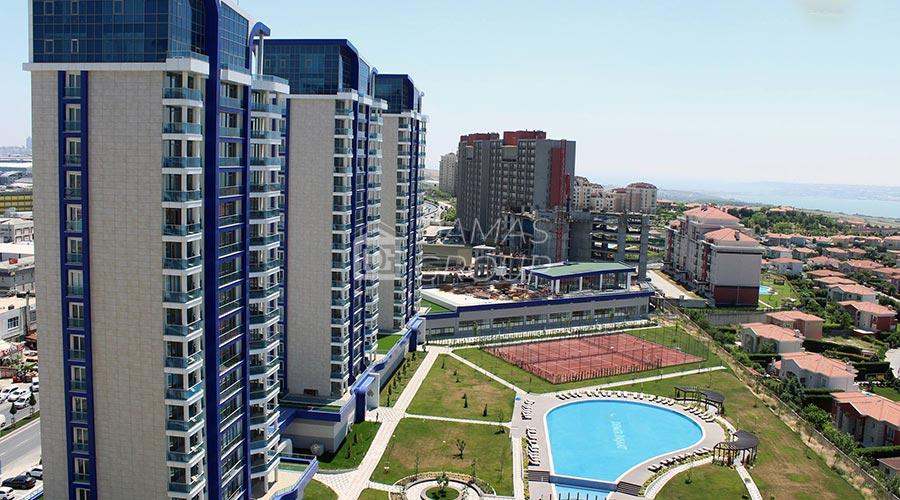 مجمع داماس 118 في اسطنبول  - صورة خارجية  04
