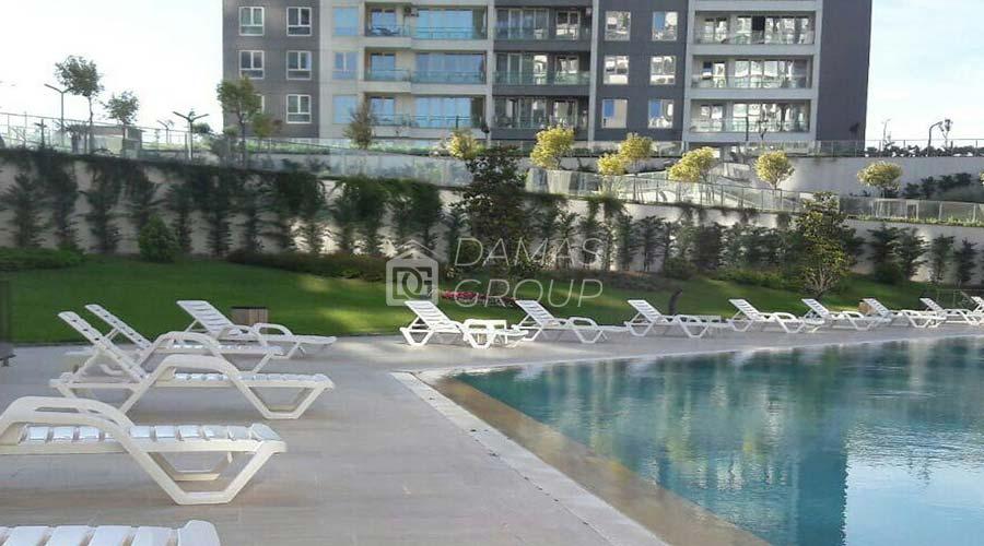 مجمع داماس 126 في اسطنبول  - صورة خارجية  04