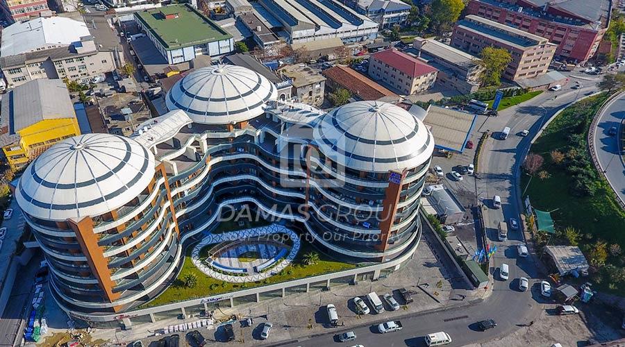 مجمع داماس 167 في اسطنبول  - صورة خارجية  04