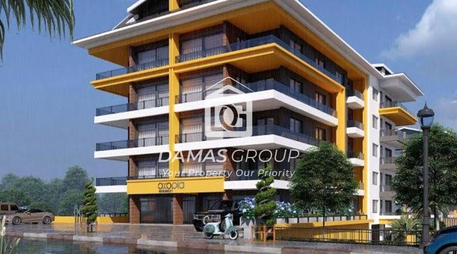 Damas Project D-612 in Antalya - Exterior picture 04