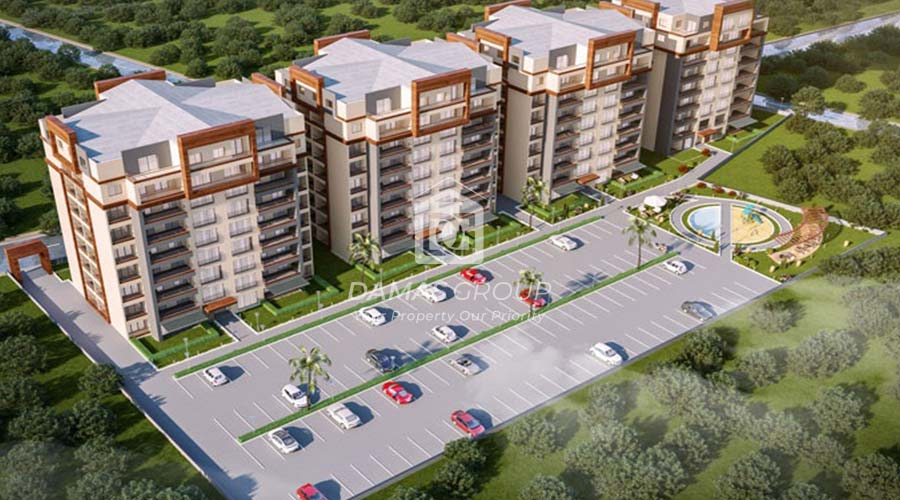 Damas Project D-317 in Bursa - Exterior picture 04