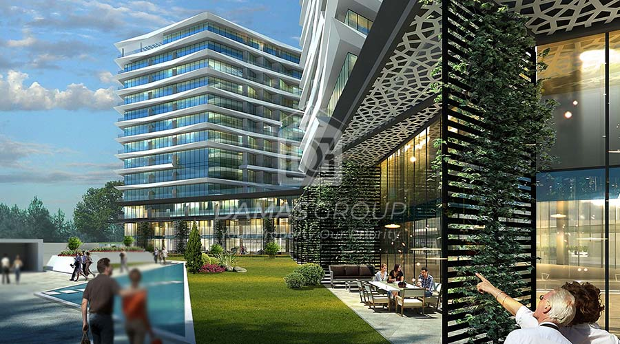 Damas Project D-193 in Istanbul - Exterior picture 05
