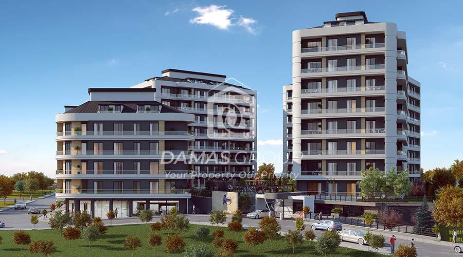 مجمع داماس 233 في اسطنبول  - صورة خارجية  05