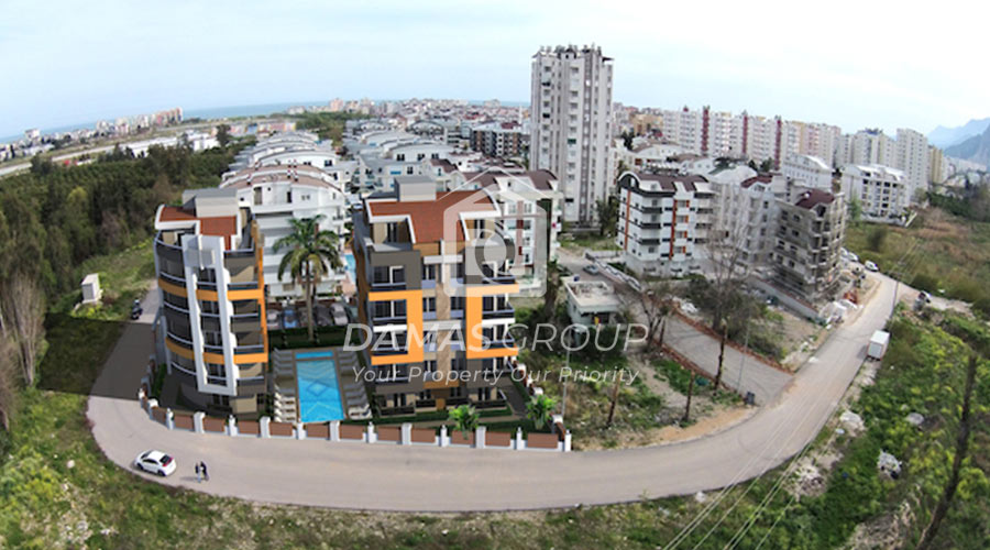 Damas Project D-602 in Antalya - Exterior picture 05