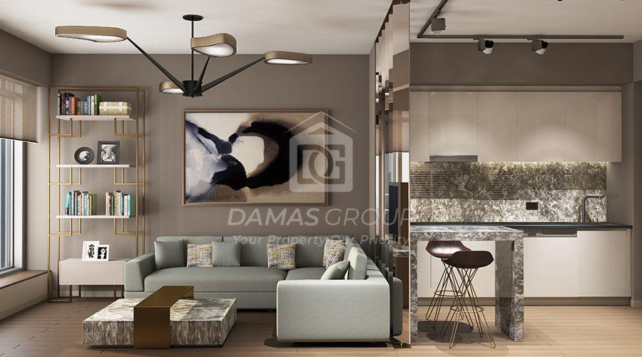 مجمع داماس 018 في اسطنبول  - صورة خارجية  05
